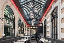 Interiors: Hotels, restaurants and cafes / Interiors, design, decor