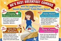 Breakfast ,Lunch & Dinner Ideas