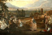 Moda / Moda XVIII wiek