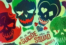Suicide Squad Merchandise / Suicide Squad lives here! Get all of your officially licenced Suicide Squad clothes: t shirts, hats, costumes, and sweatshirts right here!   / by SuperHeroStuff.com