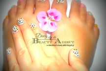 Manicure & Pedicure Inspiration / http://diary-of-a-beauty-addict.blogspot.gr/