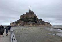 Μονή Σαν Μισέλ - Mont Saint Michel