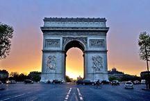 Paris Trip / by Natasha Arbelo