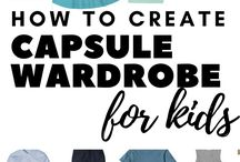 Capsule Wardrobes for Kids