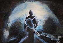 Steve's Art / by Amy Loane