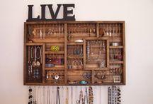 Organizer Jewelry