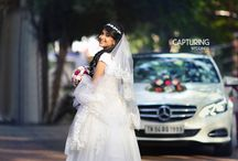 Rebecca + Rohan - Christian Wedding - Church Wedding