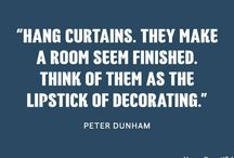 Decorating Tips & Quotes