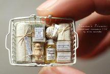 miniature objects