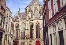Kerken / Kerken in Dordrecht