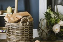 Fireside / Traditional & interesting accessories for cosy fireplaces.