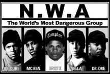 Art Design - NWA / by connor casey