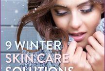 Skincare winter