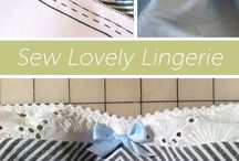 SEWING - LINGERIE