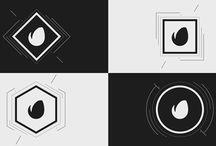 Inspiratie visuele identiteit; video, illustratie, design etc.