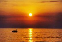 Mangsit / Senggigi / Nice places in Mangsit / Senggigi in Lombok, Indonesia