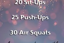 CrossFit Workouts / by Natasha Greene