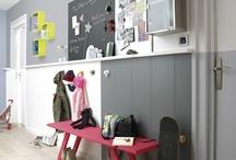 Inspiration espace/chambres enfants