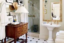 キッチン床 / キッチン床を保護するためにマットを敷くか、リノリウムを敷くか・・・のイメージ