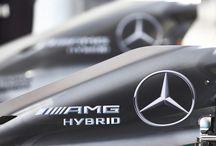 Mercedes Racing / Συμμετοχές της Mercedes-Benz σε αγώνες