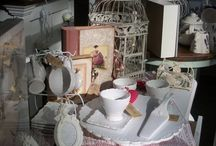 Termékeink / Ajándék és lakberendezési tárgyak, provance, vintage és romantikus stílusban.