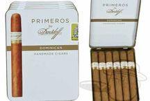 Cigars // Davidoff / Click through to our site for even more options on shapes and wrappers.