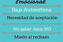 dependencia emocional, etc...