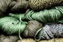 Moss, Green, Forest, Mint, Lime / Organic