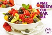 Disfruta la fruta