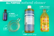 DYI Natural Cleaning