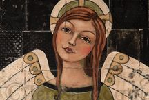 Angels / by Dianne White