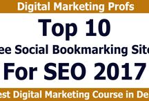 Top 10 Social Bookmarking Sites 2017