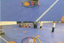 Hoola hoop oyunları