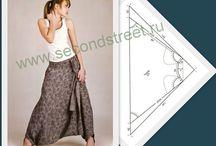 Modello Pantaloni