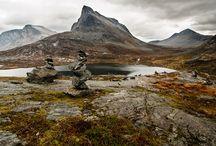 Norway / Photos of Western Norway by Polina Helvete Kulikovskikh