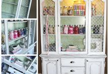 DIY Furniture Make-over / by Kristy Estes