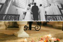 Eglise / fleurs