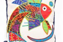 Shri-lanka borduurwerk