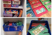 Kids Storage / by Sarah Walther