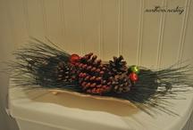 Christmas Decor - Inside