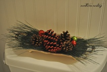 Christmas Bedrooms & Bath Decor  / by Barbara Poole