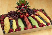 Obst platten