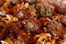 Meatballs Yum!