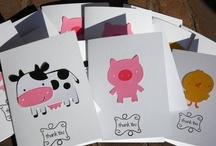 Cards: Animals