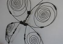 diseños en alambre