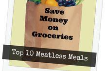 Food - Meatless Mondays / by Jen Thompson