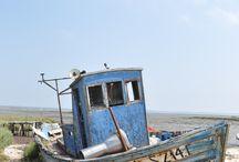Carrasqueira / A port of stilt fishing