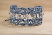bracelet macramé yoga