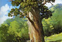 BG: Rural/ medieval