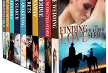The Outsider Series: The Complete Omnibus Collection / Fall in love with the Friessen men and the women they love in Lorhainne Eckhart's bestselling contemporary romance series.